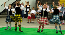 Becoming a Highland Dancer